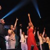 Celebs performing at Seduction 2012 for New Year Eve at Hotel Sahara Star in Mumbai