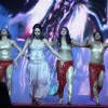 Mallika Sherawat performing at New Year's Eve event at Hotel Tulip Star in Mumbai