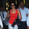 Priyanka Chopra Snapped at Airport returns from their vacation