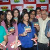 "Celebrities during the music launch of ""Sadda Adda"", at 92.7 BIG FM"