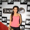 Shazahn Padamsee at the launch of Teacher's CAN DO