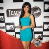 Sonal Chauhan at the launch of Teacher's CAN DO