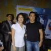 Aamir Khan and Kiran Rao at Dhobi Ghat DVD launch at Crossword, Kemps Corner