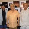 Gulzar & Ramesh Sippy during the Teacher's Achievements Awards Press Meet at Hotel Taj Land End