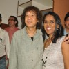 Mahalakshmi Iyer with Zakir Hussain grace live �King in Concert� organized by Nagrik Shikshan Sansth