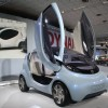 TATA Pixel concept car, at Auto Expo 2012 in New Delhi