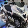 Piaggio MP3 Hybrid, at Auto Expo 2012 in New Delhi