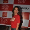 Perizaad Zorabian Irani at Mijwan Welfare Society press conference