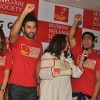 Ranbir, Prateik, Shabana and Perizaad at Mijwan Welfare Society press conference