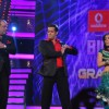 Malaika Arora Khan with Salman and Sanjay Dutt at Grand Finale of Bigg Boss Season 5