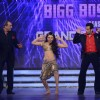 Rakhi Sawant with Sanjay and Salman at Grand Finale of Bigg Boss Season 5