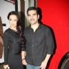 Malaika Arora Khan with Arbaaz Khan at Police event Umang-2012