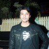 Anas Rashid at 100th episode success party of tvshow 'Diya Aur Baati Hum' at hometown cafe in Juhu