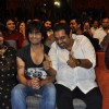 "Sonu Niigam, Shankar Mahadevan during the release of Kailash Kher's new album ""Kailasha Rangeele"""