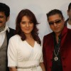 Udita Goswami, Harsh Chhaya, Rajesh Khattar on the sets of Diary of a Butterfly in Mumbai
