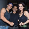 Vikas Bhalla grace Captain Vinod Nair and Tulip Joshi Army Day bash