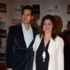 Dino Morea and Pooja Bhatt at the Red Carpet of Colors Screen Awards