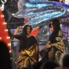 Vidya Balan and Rekha at 18th Annual Colors Screen Awards at MMRDA Grounds in Mumbai
