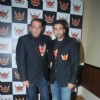 Sanjay Dutt and Raj Kundra launch Super Fight League at Novotel