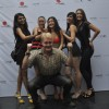 Fashion photographer Manish Chaturvedi's Angel themed Bikni Calendar launch