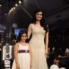 Dia Mirza walks for Rocky S at India Kids Fashion Week day 1 in Mumbai