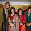 Kaishav Arora, Bhagyashree, Sheeba and Delnaaz at Deepshikha's Mata Ki Chowki at Blue Waters