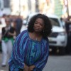 Oprah Winfrey shoots for her upcoming series 'Oprah's next Chapter' in Mumbai