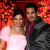 Deepshikha Nagpal and Kaishav Arora sangeet ceremony in Mumbai