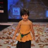 Kids walk on the ramp at India Kids Fashion Week 2012 Day 2 in Mumbai