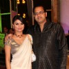 Rahul & Dimpy Mahajan grace Deepshikha Nagpal and Kaishav Arora wedding reception in Mumbai