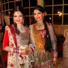 Akruti grace Deepshikha Nagpal wedding reception in Mumbai