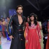 Terence Lewis walks for Prachi Badve show on Day 3 at India Kids Fashion Show at Intercontinental