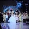 Shruti Seth as the show stopper for Kidology on Day 3 at India Kids Fashion Show