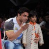 Sohail Khan as the show stopper on Day 3 at India Kids Fashion Show