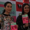 Karisma Kapur & Kareena Kapoor unveiling the book of 'Women & The Weight Loss Tamasha' written by Rujuta Diwekar at Olive Bar