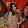 Genelia Dsouza during the music launch of film Tere Naam Love Ho Gaya in Mumbai
