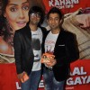 Celeb during the music launch of film Tere Naam Love Ho Gaya in Mumbai