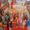 Still scene of Navya and Anant wedding