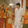 Haldi ceremony of Anant in tvshow Navya