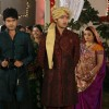Still scene from tv show Navya
