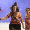 Still image of Shiv & Sati from Devon Ke Dev. Mahadev