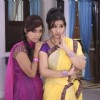 Shilpa and Debina in Chidiya Ghar