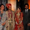 Farhan Akhtar at Abhinav Jhunjhunwala and Prerna Sarda's wedding reception