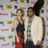Kalki Koechlin & Anurag Kashyap at 57th Idea Filmfare Awards 2011
