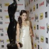 Shazahn Padamsee at 57th Idea Filmfare Awards 2011