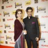 Urmila Matondkar & Manish Malhotra at 57th Idea Filmfare Awards 2011
