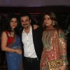 Sanjay Kapoor at Ritesh Deshmukh & Genelia Dsouza Sangeet ceremony at Hotel TajLands End in Mumbai