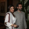 Raveena Tandon at Ritesh Deshmukh & Genelia Dsouza Sangeet ceremony at Hotel TajLands End in Mumbai