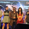 Shazahn, Dino, Kailash Kher and Diary of Butterfly starcast at Dhristi college fest at Juhu