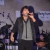 Kailash Kher at Dhristi college fest at Juhu